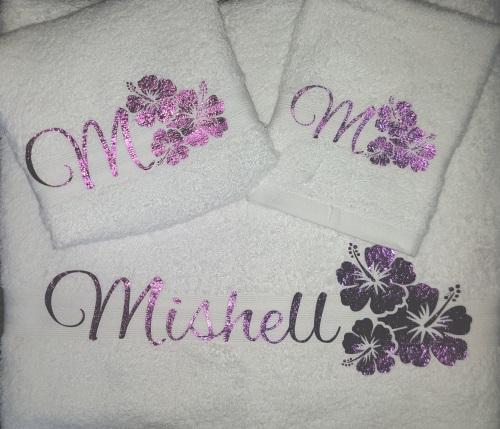 Custom Towel Gift Set